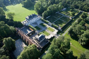 Monument historique chateau louis XV