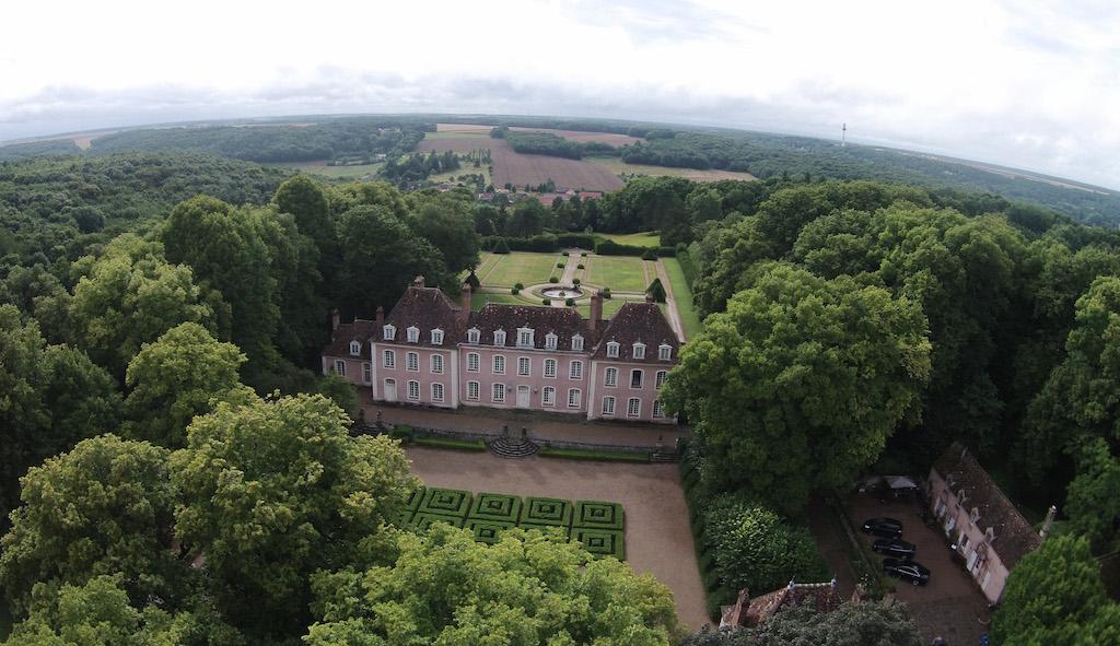 Classé ISMH château XVII ème siècle