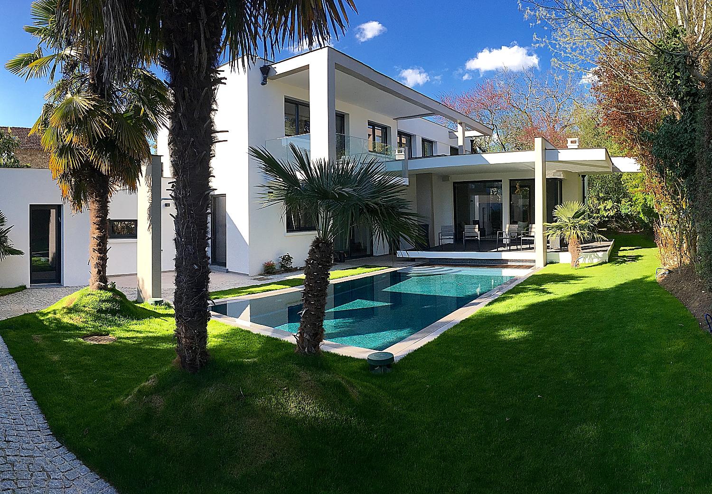 Maison architecte Calme, charme, design pureté